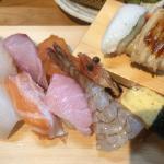 立ち食い寿司  魚路