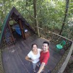 Foto de Tungog Rainforest Eco Camp