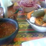 Las salsas bien picosas....