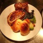 vegetarian nut roast wellington