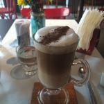 Nice coffee!
