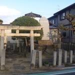 Maegata Shinden Reclamation Monument