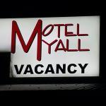 Comfy budget motel