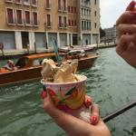 Ottimo gelato Anche dosi abbondanti  Trovato per caso Davvero buono