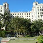 Hotel Nacional from the gardens