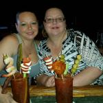 Best Bloody Mary's in town!! Lots of fun!!