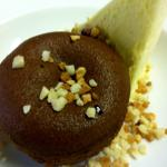 Couland de chocolate con vainilla