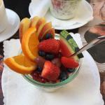 real (!) fresh fruits