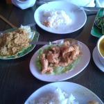 Our meal at Yan Woo - sedap lah!