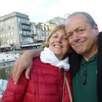 Martine et Pascal Caen