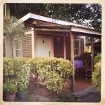 Bungalow avec terrasse privée