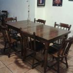 Table seating