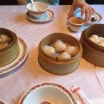 Dim sum dinner at Tai Wu