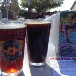 Jamaica ale and porter