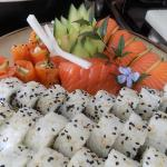 Combinados de sushi