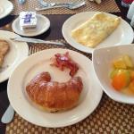Tasty Breakfast Buffet