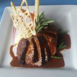Steak a La Diane