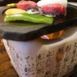 Dinner at Yunoyado Irifune