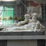 Decumani di Napoli - Il Dio Nilo