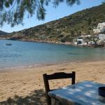 Tsikali restaurant, Vathy, Sifnos