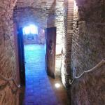 Escalier ( descente au sous-sol )