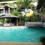 Honiara Hotel pool