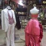 Costumi di scena della Compagnia della Rancia