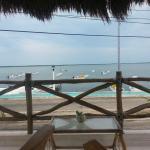 Desde este balcón visualizas la vida de los pescadores