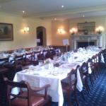 Main dining room ...