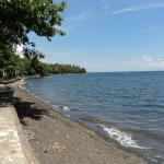 Strand vor dem Ressort