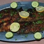 köstlicher Fisch