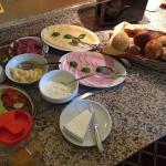 Sehr einfaches Frühstück
