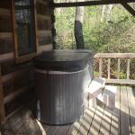 Foto de Fiddler's Roost Cabins
