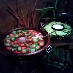 The Dessert - Es Pisang Hijau
