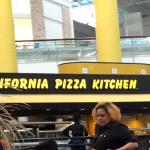 Bilde fra California Pizza Kitchen