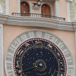 Torre dei Tempi con Orologio Planetario