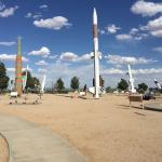 White Sands Missile Range Trinity Site