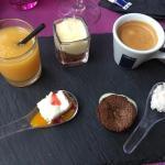 LE meilleur café gourmand!!!!!!