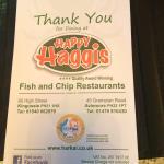 Happy Haggis