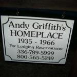 Andy Griffith's Homeplace Foto