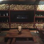 Lounge near Sierra Cafe