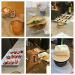 Compilation of some of the delicious food and drinks you'll have on this awesome tour!