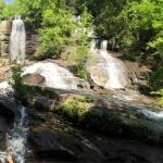 Twin Falls/Eastatoe Falls