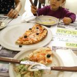 Pizzaria Verde Amarelo