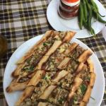 Mixed pide-delicious !