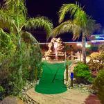 Mini Golf at Gravity Park