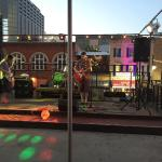 Rooftop music