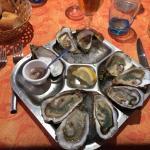 Heerlijke oesters!
