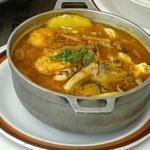 Calderada Seafood Soup