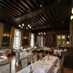 Salle - Restaurant La Salamandre